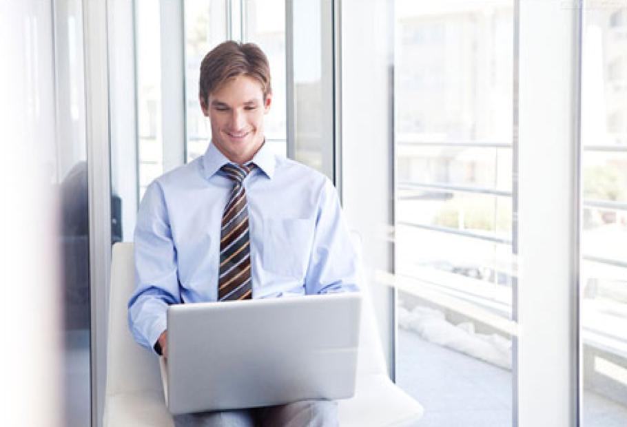 Professionelle Computernutzer und Business-Anwender